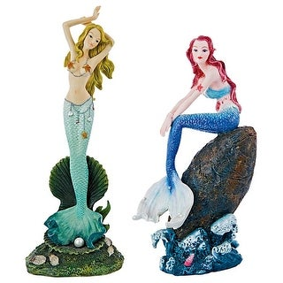 Design Toscano Melody's Cove Mermaid Collection