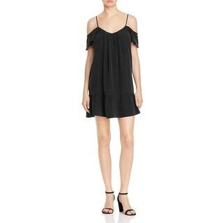 Joie Womens Casual Dress Silk Shift