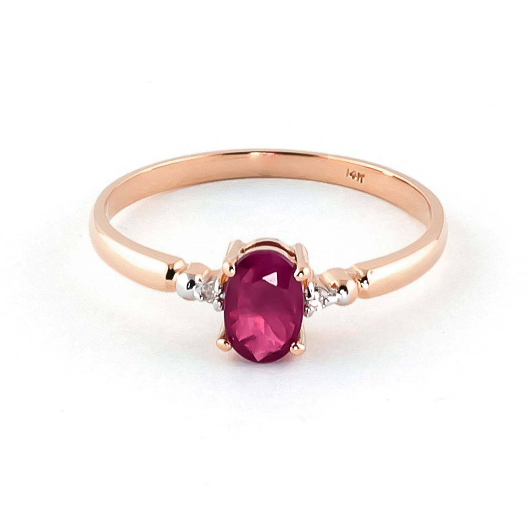 Details about  /Stunning Ruby Gf Gemstone Oval Shape Jewelry 14k Yellow Gold Pendant