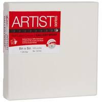Fredrix Gallerywrap Stretched Canvas, 8 X 8 in