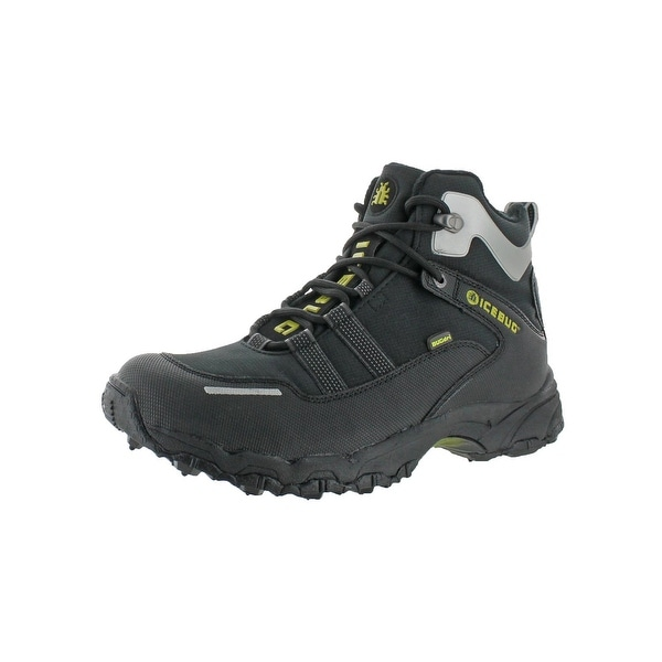 Icebug Mens Speed BUGrip Snow Boots Lined Studded