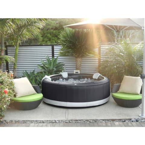"MSpa Model Camero 71"" Hot Tub, 4 Person Inflatable Bubble Spa / M-031S"