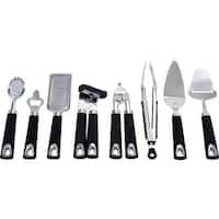Maxam® 8pc Stainless Steel Kitchen Tool Set
