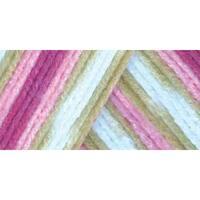 Jumbo Print Yarn-Rosewood