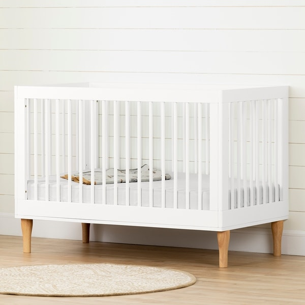 South Shore Balka 3 in 1 Convertible Crib. Opens flyout.