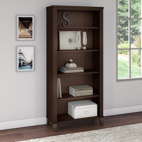 Copper Grove Shumen 5-shelf Bookcase