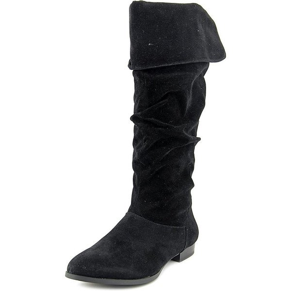 Style & Co. Womens TIRIZA WIDE CALF Closed Toe Knee High Fashion Boots