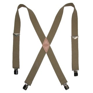 Dickies Men's Elastic Work Suspender Braces