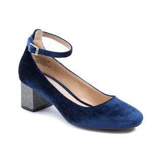 Andrew Geller Naughtica Women's Heels Royal Blue