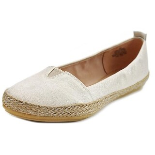 Easy Spirit e360 Geneen Round Toe Canvas Espadrille