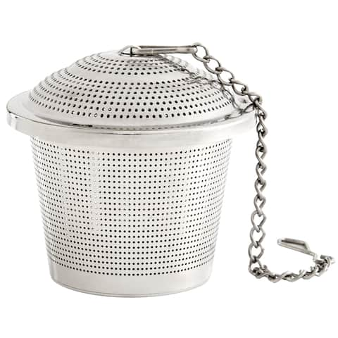 Harold Import 43760 Small Barrel Tea Infuser, 18/8 Stainless Steel