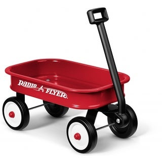 Radio Flyer W5 Little Red Toy Wagon, For 1.5+ Years, Steel Body