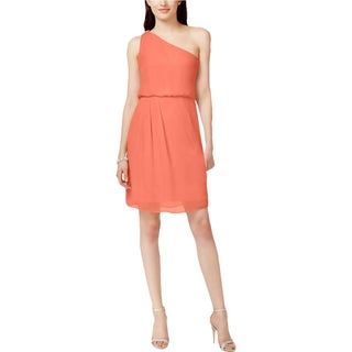 Adrianna Papell Womens Cocktail Dress Chiffon Embellished (4 options available)