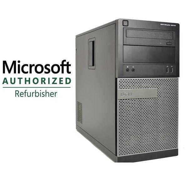 Dell 3010 TWR intel i5 3470 3.2GHz 8GB 1TB W10 Pro Refurbished