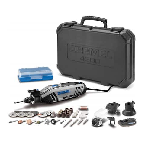 Dremel 4300-5/40 High Performance Rotary Tool Kit with LED Light