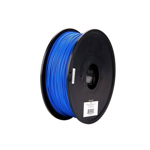 Monoprice MP Select PLA Plus+ Premium 3D Filament 1.75mm 1kg/spool Blue