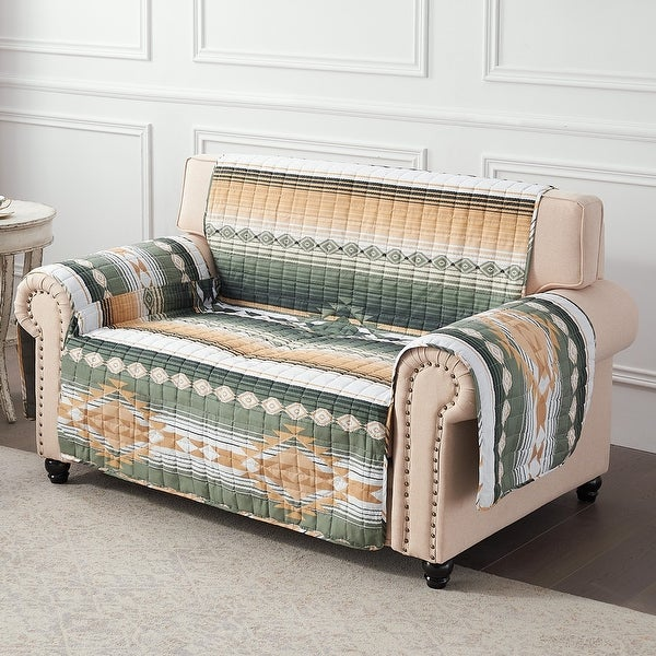 Greenland Home Fashions Zuma Loveseat Protector. Opens flyout.