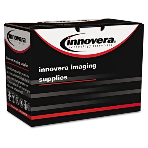 """Innovera Remanufactured 406465 (3400DN) Toner, Black Remanufactured 406465 (3400DN) High-Yield Toner, Black"""
