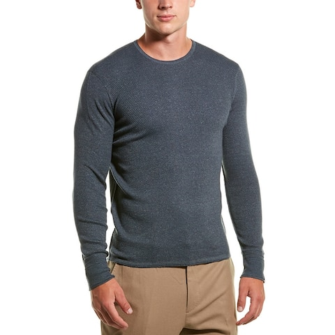 Rag & Bone Davis Wool-Blend Sweater - SLATE