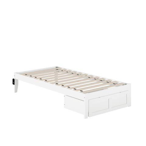Colorado Bed with Foot Drawer and USB Turbo Charger