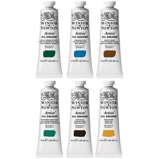 Winsor & Newton - Artists' Oil Color - 37ml Tube - Purple Madder