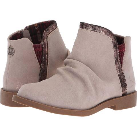 Kids Blowfish Girls Kewler K Ankle Zipper Hiking Boots