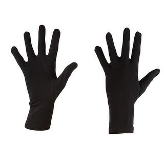 Icebreaker 2015/16 Oasis Glove Liners - IBM207 - Black