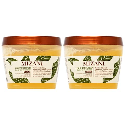 Mizani True Textures Twist and Coil Jelly 8 oz (Pack of 2)