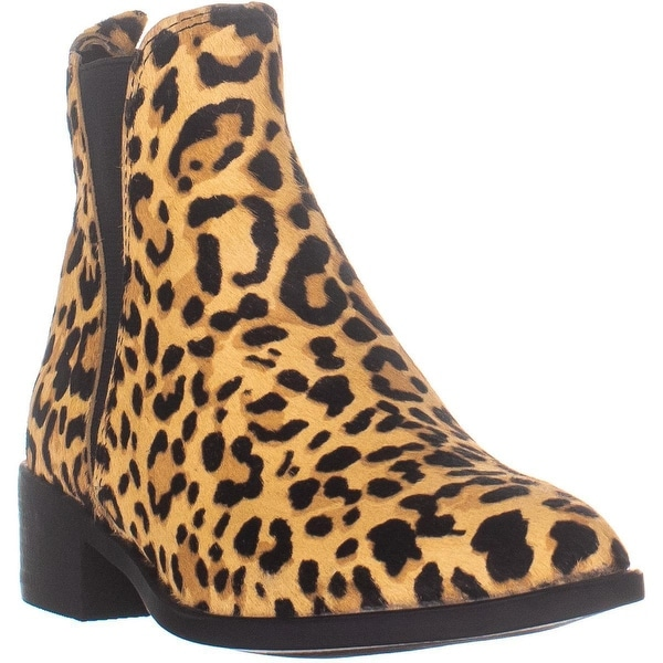 2cd4d1b1fda Shop Steve Madden Jerry Pointed Toe Ankle Boot, Leopard - 7 US ...
