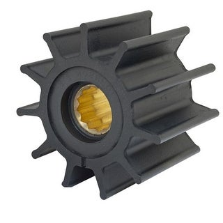 Jabsco Impeller Kit - 12 Blade - Neoprene - 3-3/4 Inches Diameter Impeller Kit - 12 Blade