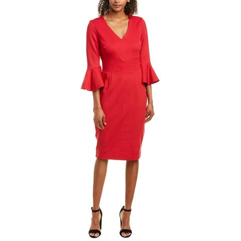 Trina Turk Begonia Sheath Dress