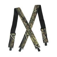 Heavy Duty Camouflage Suspenders