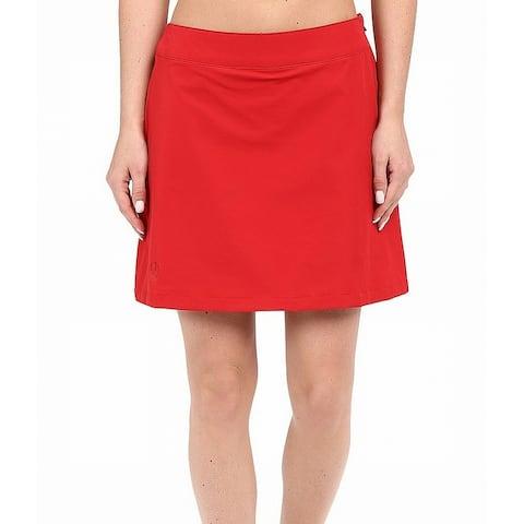 Fjallraven Red Women's Size XXS Abisko Trekking Outdoor Skort