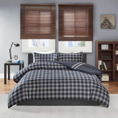Owen Reversible Printed Comforter Set by Intelligent Design