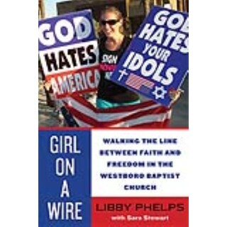 Girl on a Wire - Libby Phelps