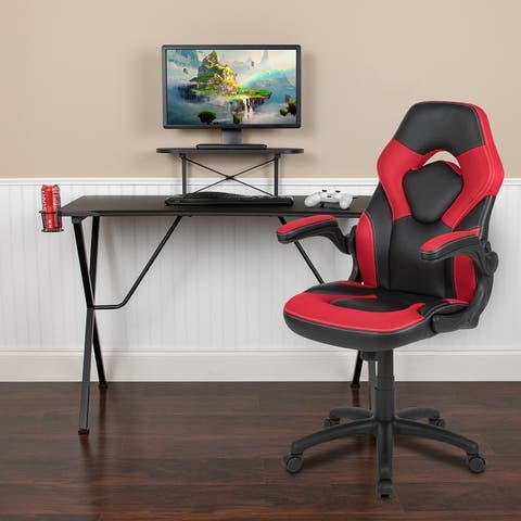 Gaming Desk & Chair Set