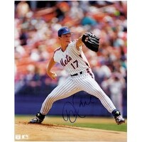 Signed Cone David New York Mets 8x10 autographed