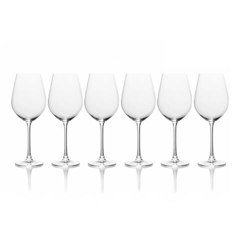 Mikasa 'Stiletto' 21.75 oz. Red Wine Glass (Set of 6)