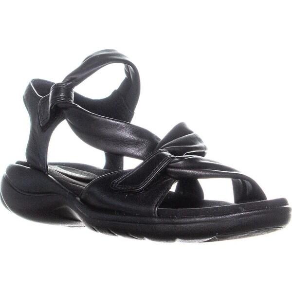 f8f64284a422 Shop Clarks Saylie Moon Criss Cross Sports Sandals
