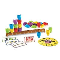 Learning Resources LER7732 1-10 Counting Owls Activity Set