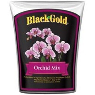 Black Gold 1411402 8 QT P Orchid Mix, 8 Quart