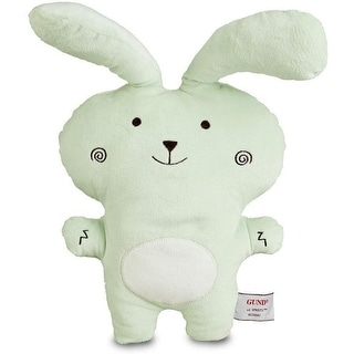 """Link to Gund Lil' Sprouts Bunnies Plush 10"""" - Light Green Similar Items in Stuffed Toys"""