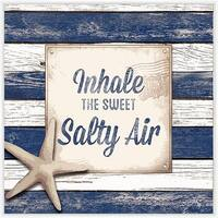 PTM Images 1584575 Inhale the Sweet Salty Air Sign - N/A