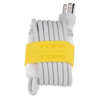 Incipio Block Bands for 60W Power Adapter for MacBook/MacBook Pro 13'' (Neon Yel