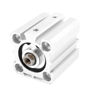 Unique Bargains SDA25x25 25mm x 25mm Dual Action Single Rod Pneumatic Air Cylinder
