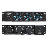 19'' Rack Mount Cooling  Fan System