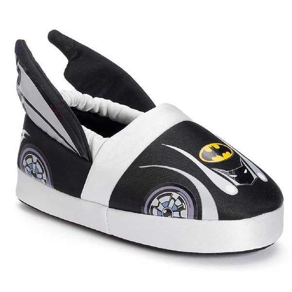 2da764e19519 Shop DC Comics Boy s Batman Slippers - 7-8 m us toddler - Free ...