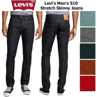 Link to Levi's Men's 510 Stretch Skinny Jeans Similar Items in Pants