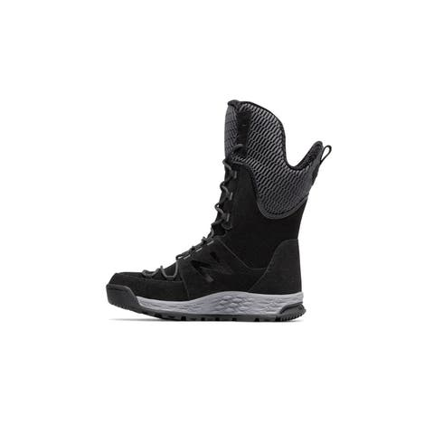 New Balance Womens Bww1100bw Closed Toe Mid-Calf Cold Weather Boots - 11