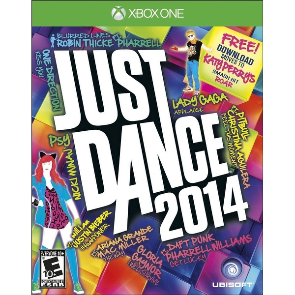 Just Dance 2014 Video Game: Xbox One Standard Edition